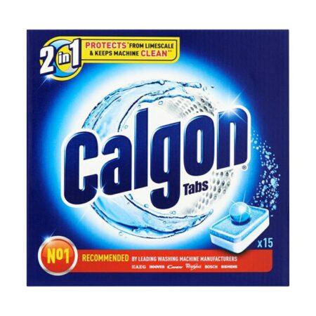 Calgon Pastiglie Anticalcare 3 in 1 - 15 pz
