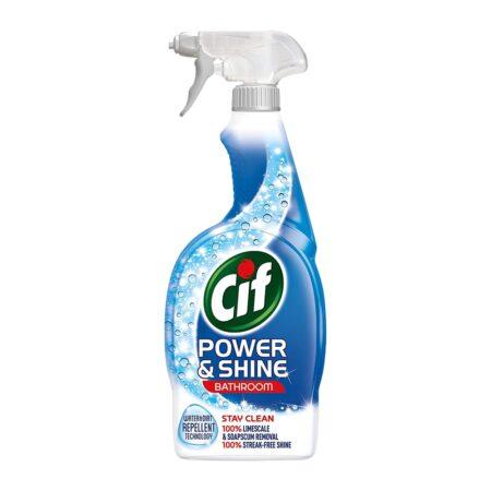 Cif Power Shine Anticalcare Bagno Spray - 750 ml