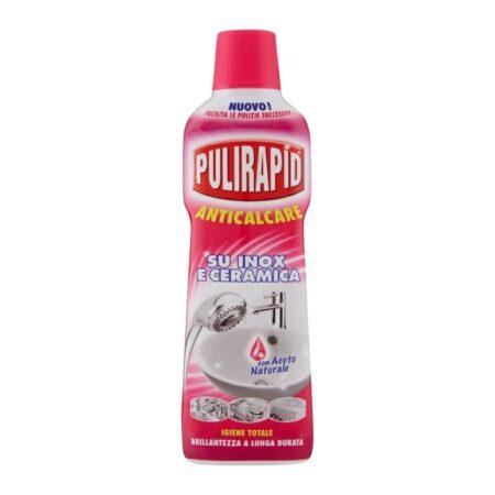 Pulirapid Elimina Calcare Aceto - 750 ml