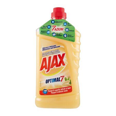 Ajax Optimal 7 Parquet alla Mandorla - 1 L