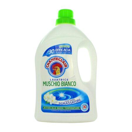Chanteclair Lavatrice Muschio con Sgrassatore 23 lav. - 1150 ml