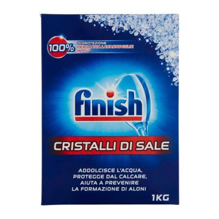 Finish Cristalli di Sale per Lavastoviglie - 1 kg