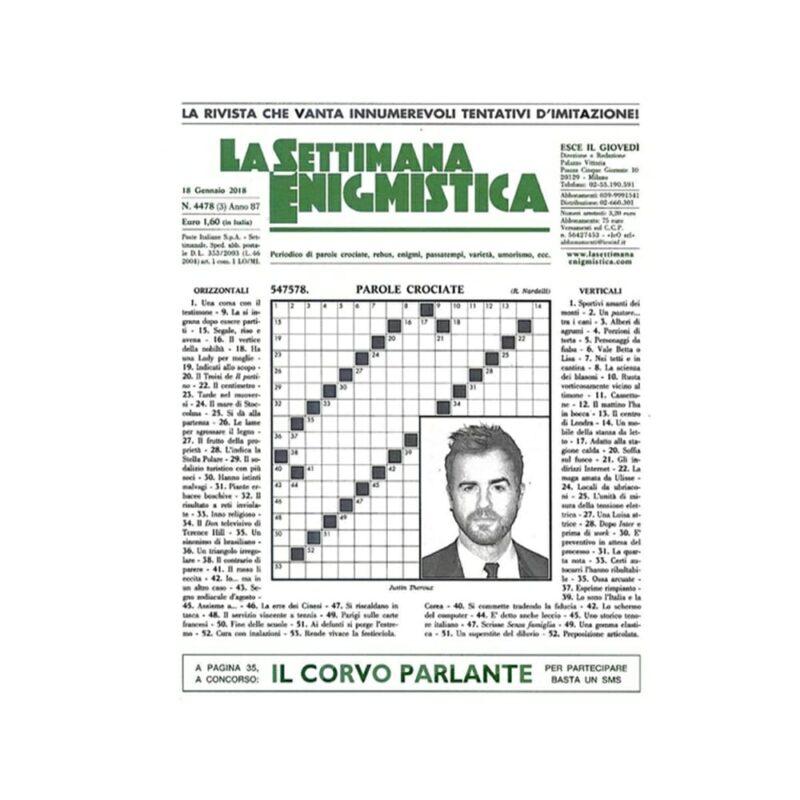 La Settimana Enigmistica (Mese Corrente) - 1 pz