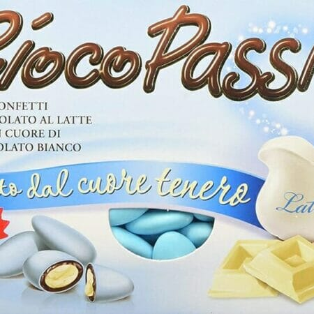 Crispo Confetti Ciocopassion Azzurro - 1 Kg