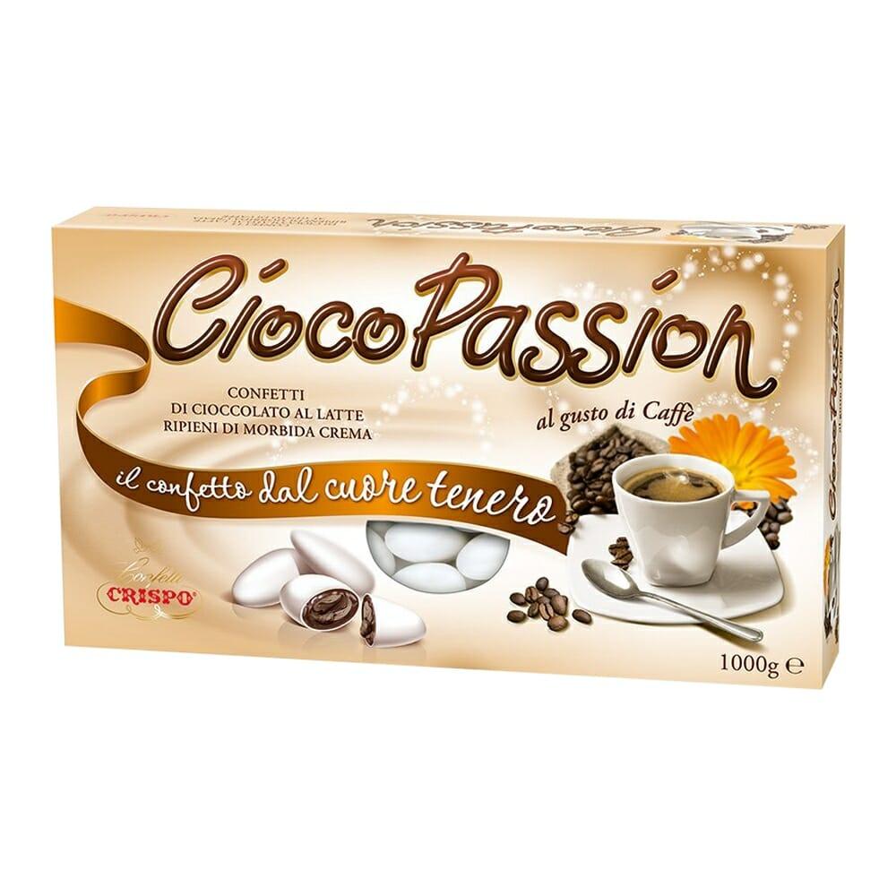 Crispo Confetti Ciocopassion Caff� - 1 Kg