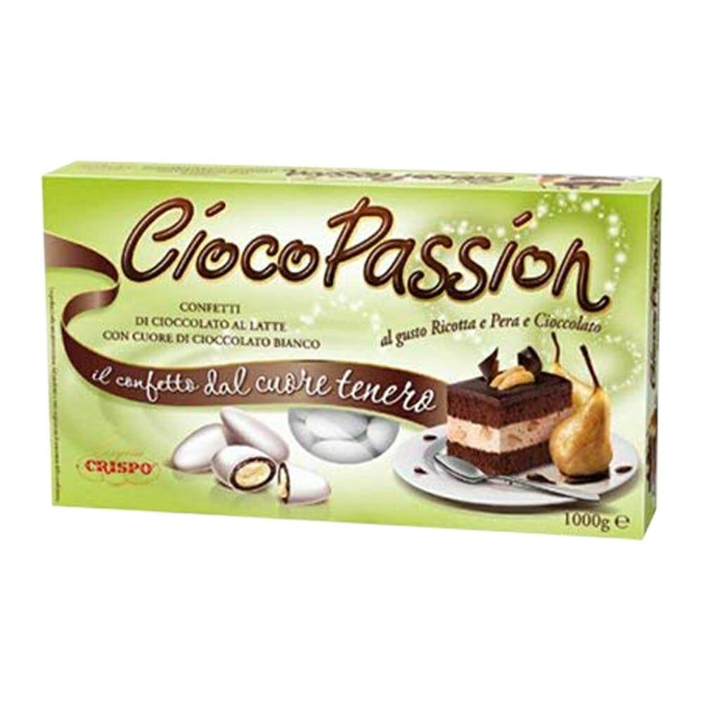 Crispo Confetti Ciocopassion Ricotta/Pera/Cioccolato - 1 Kg