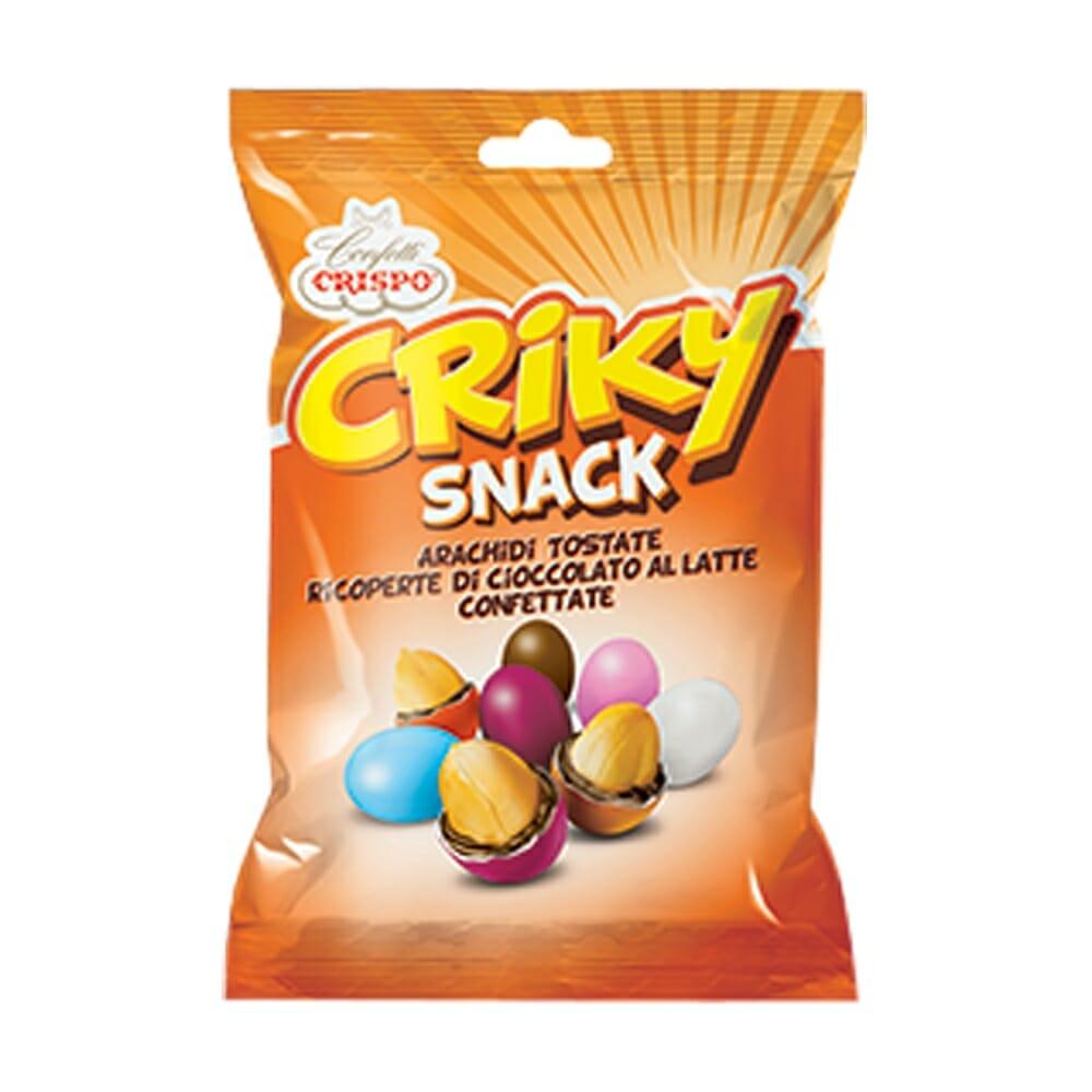 Crispo Confetti Criky Arachidi Tostati - 1 Kg