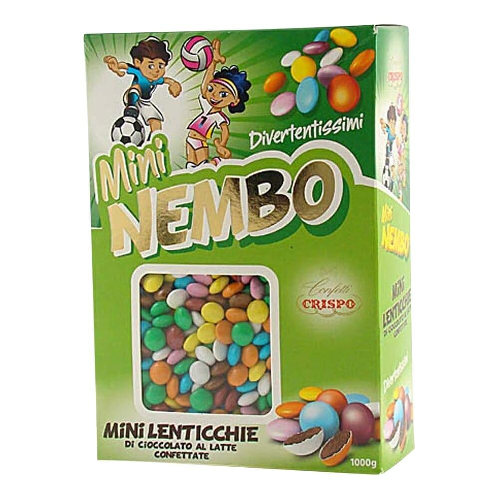 Crispo Confetti Mini Nembo Lenticchie - 1Kg