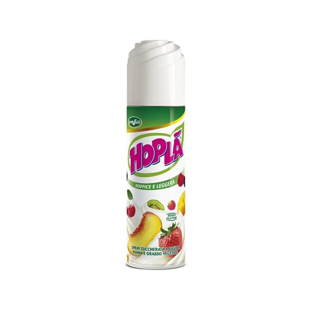 Hopl� Panna per Dolci Spray Vegetale - 250 ml