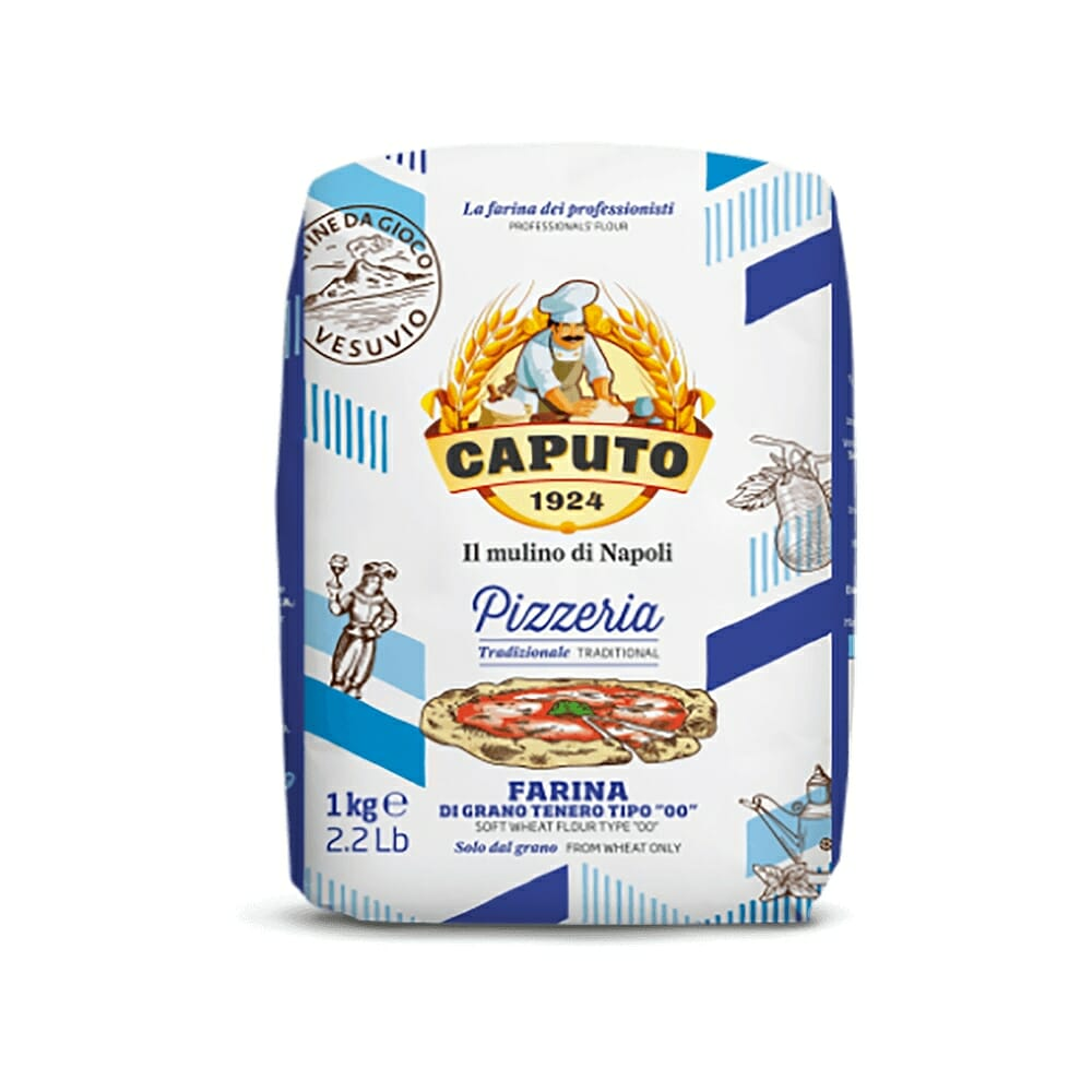 "Caputo Farina Pizzeria Tipo ""00"" - 1Kg"