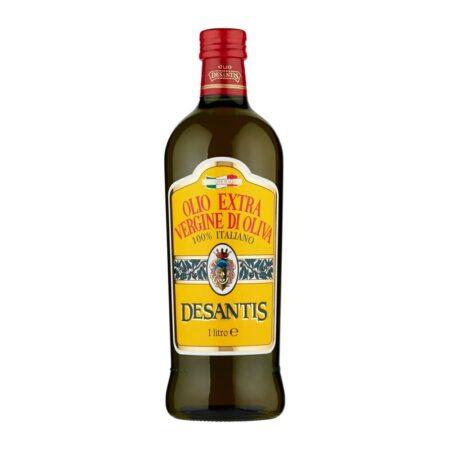 De Santis Olio Extra Vergine d'Oliva 100% Italia - 1 L