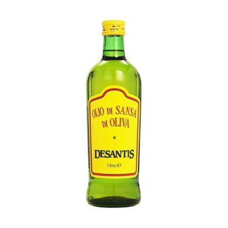 De Santis Olio di Sansa di Oliva - 1 L