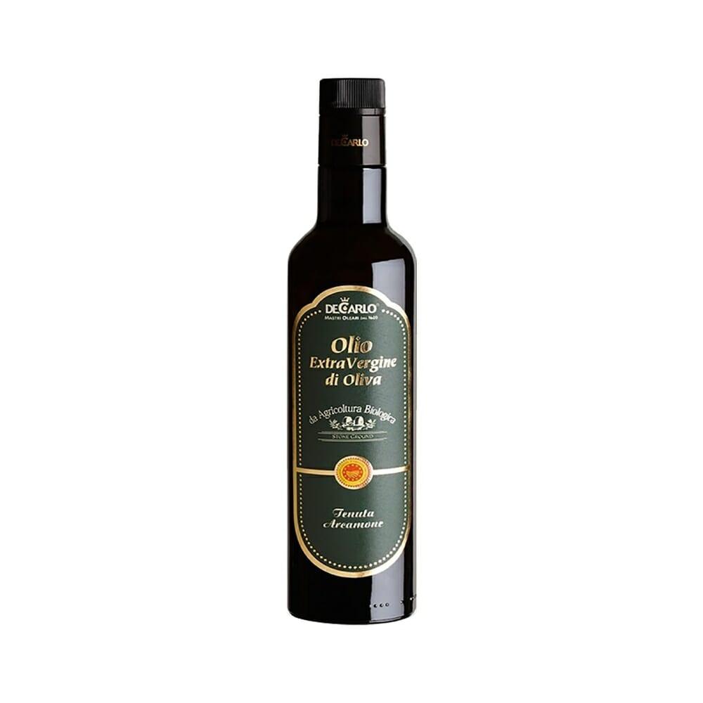 De Carlo Olio Extra Vergine di Oliva DOP Bio - 500 ml