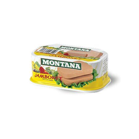 Montana Jambonet Pat� di Carne - 200 gr