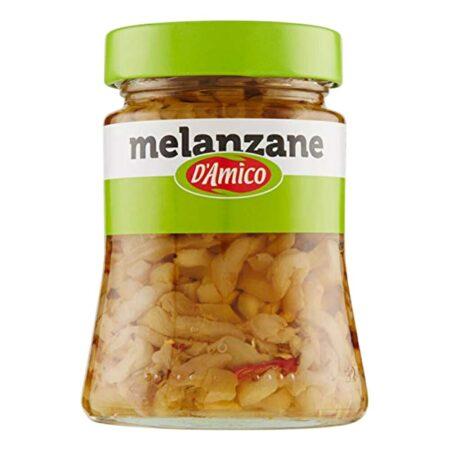 D'Amico Melanzane a Filetto sott'olio - 280 gr