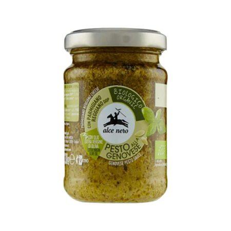 Alce Nero Pesto alla Genovese Bio - 130 gr