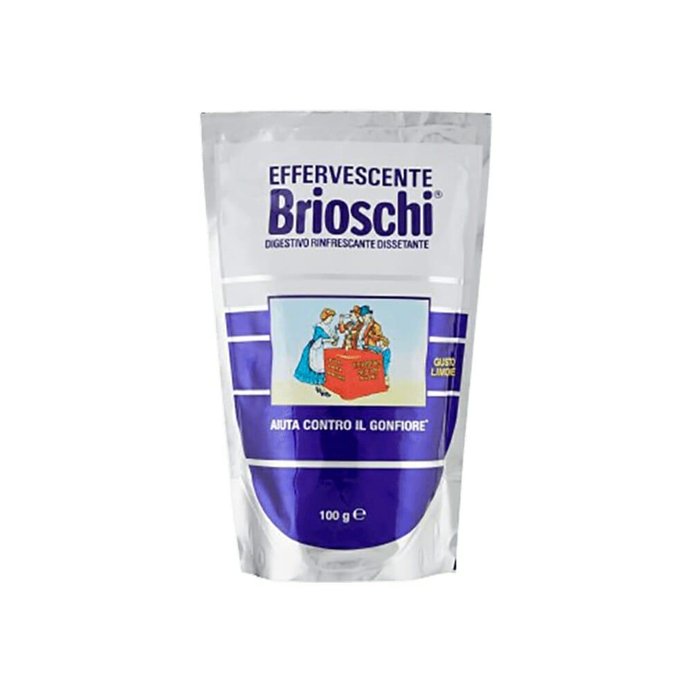 Brioschi Effervescente Digestivo Busta - 100 gr