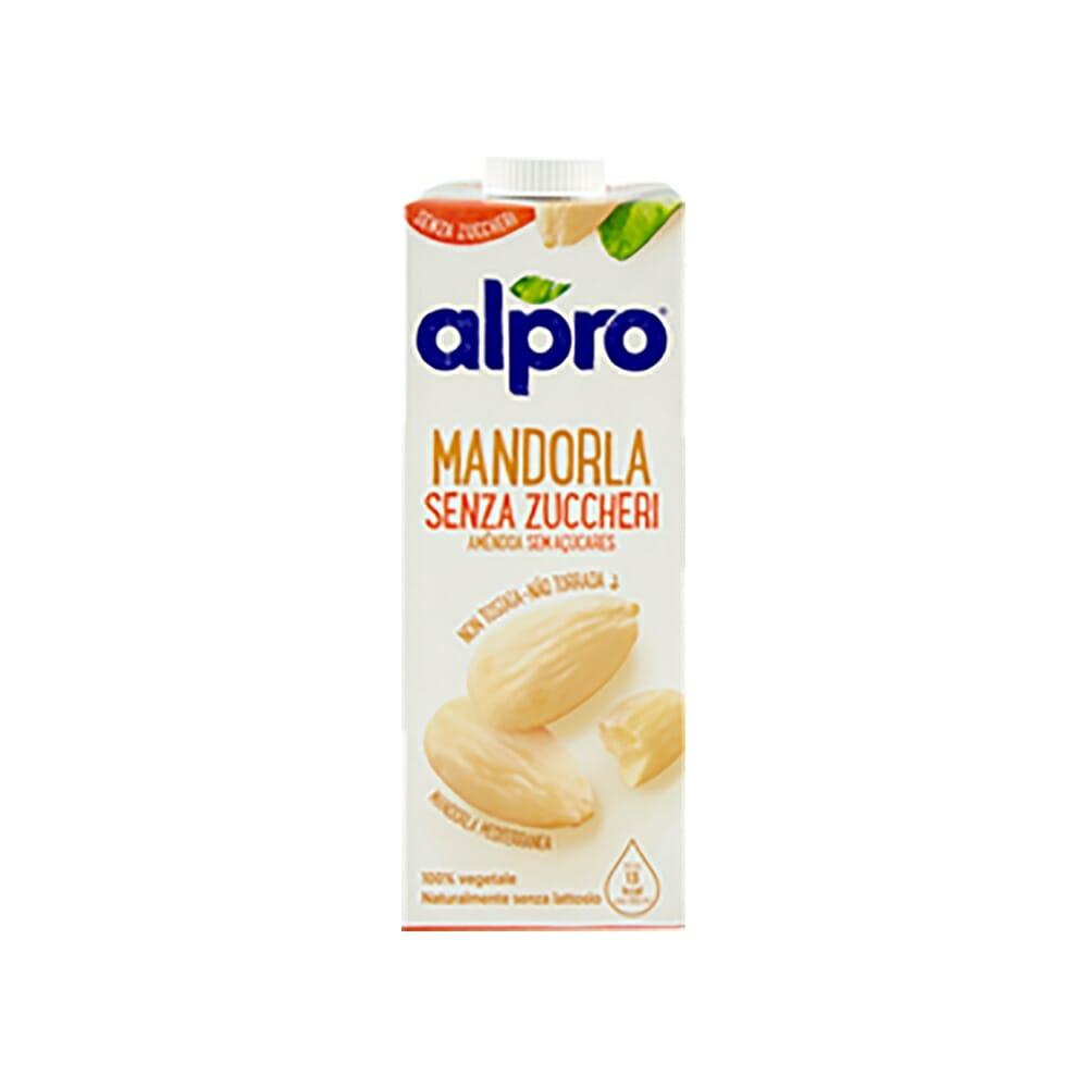 Alpro Drink Mandorla Senza Zucchero - 1 L