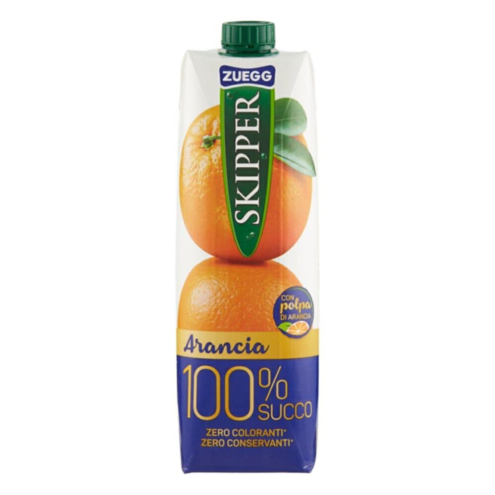 Zuegg Skipper Succo di Frutta Arancia - 1 L
