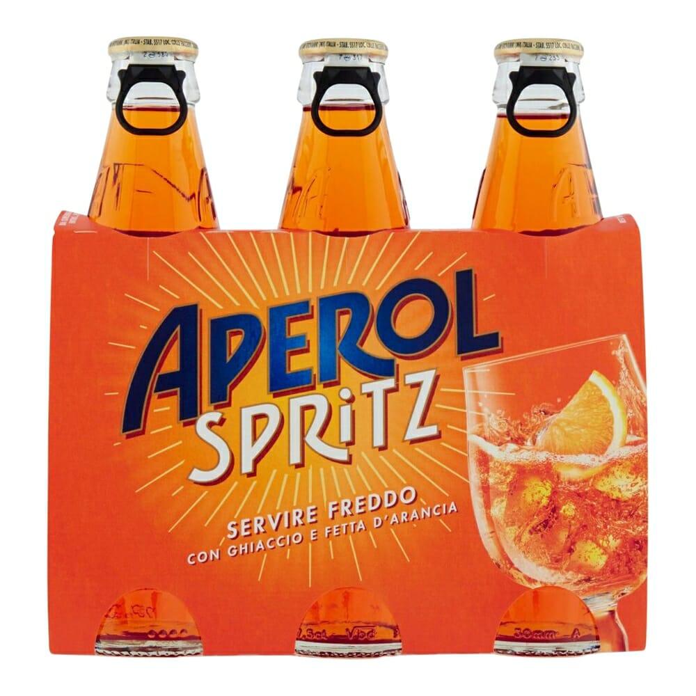 Aperol Spritz - 3 x 17.5 cl