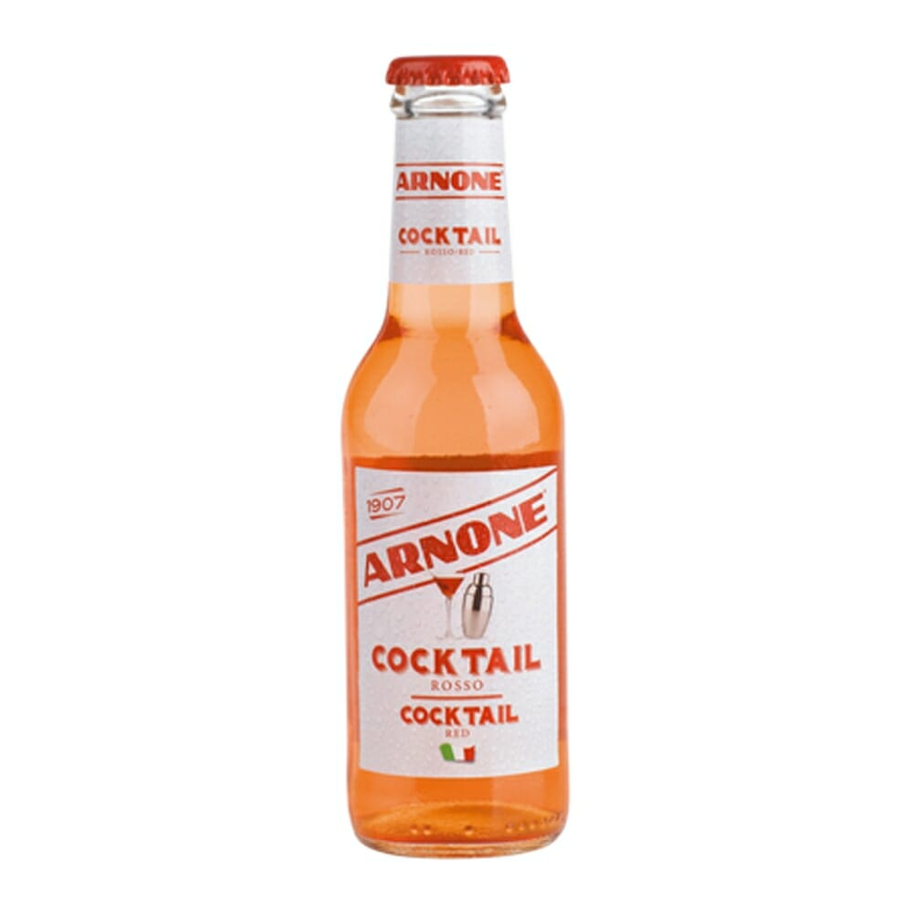 Arnone Cocktail Rosso - 4 x 20 cl
