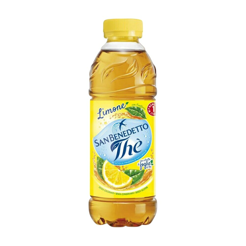 San Benedetto The Limone - 50 cl