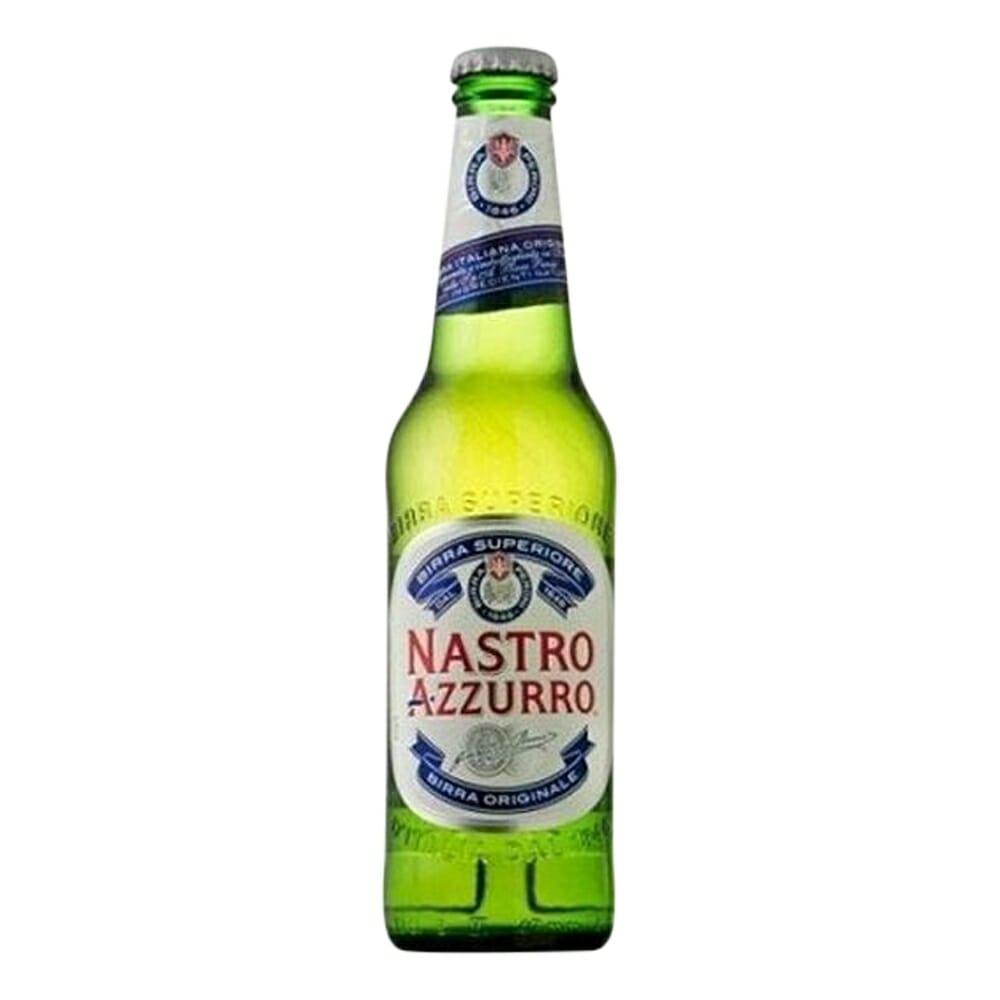 Birra Nastro Azzurro - 33 cl