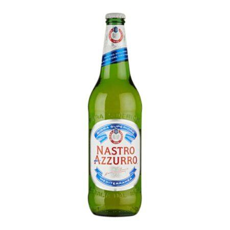 Birra Nastro Azzurro - 66 cl
