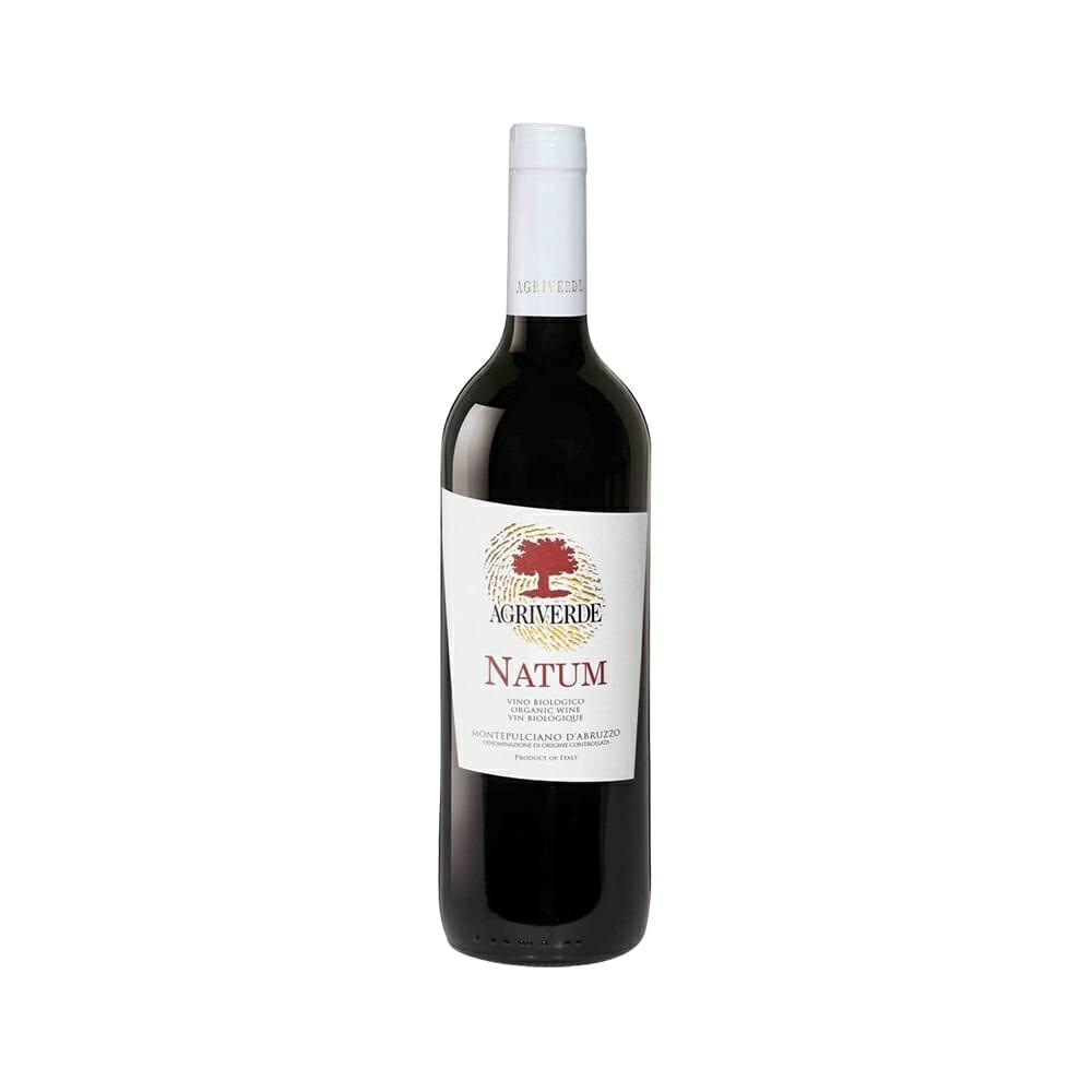 Agriverde Natum Montepulciano d'Abruzzo DOC Bio - 750 ml