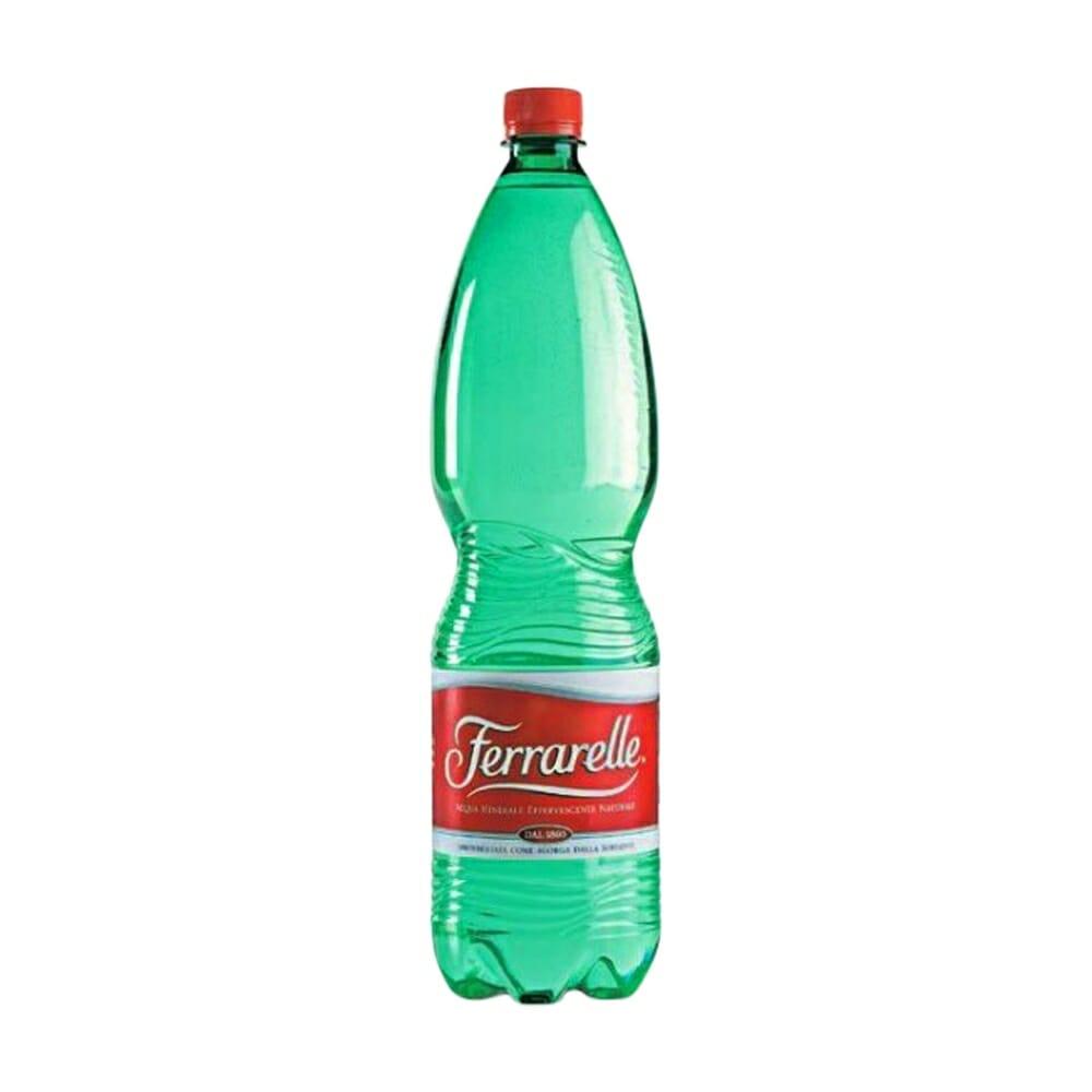 Acqua Ferrarelle Effervescente Naturale - 1.5 L
