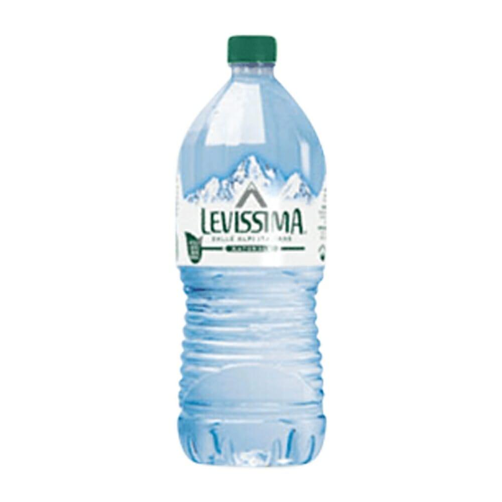Acqua Levissima Oligominerale Naturale - 6 x 50 cl