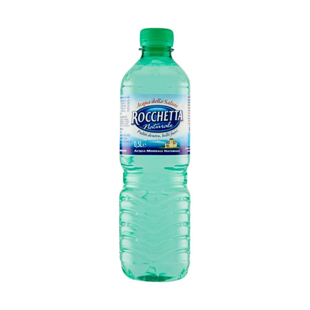 Acqua Rocchetta Naturale Oligominerale - 6 x 50 cl