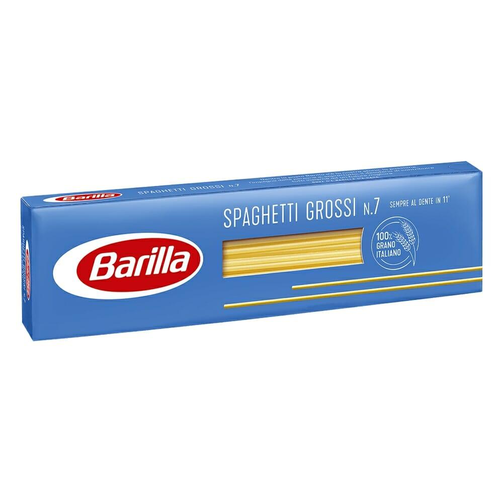 Barilla 7 Spaghetti Grossi - 500 gr