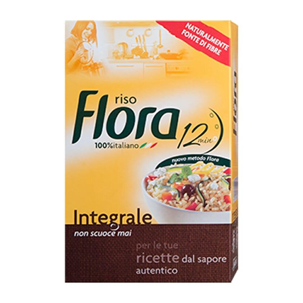 Flora Riso Integrale - 1Kg
