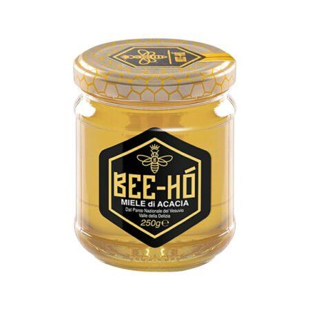Bee Ho Miele Bio di Acacia del Vesuvio - 250 gr