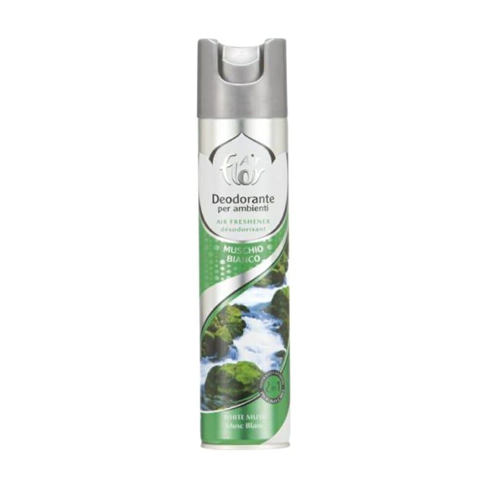 Air Flor Deodorante Ambiente Muschio Bianco - 300 ml