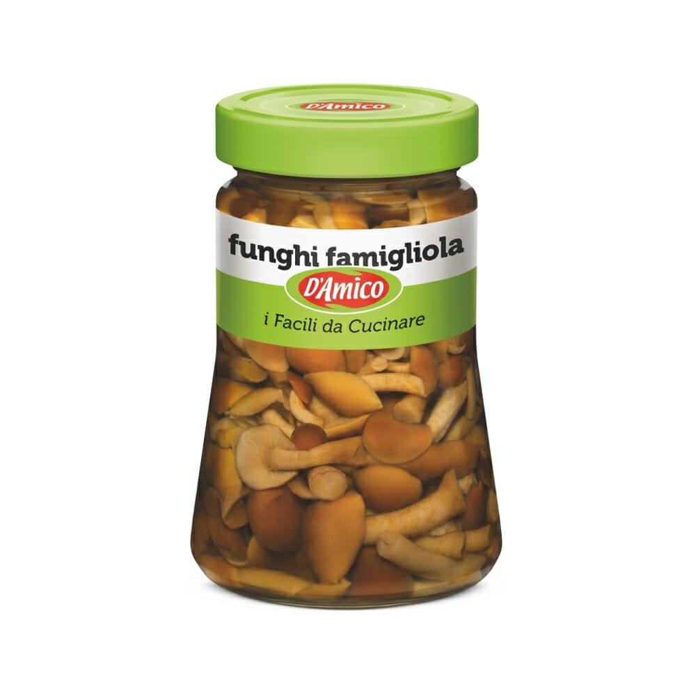 D'Amico Funghi Famigliola - 470 gr