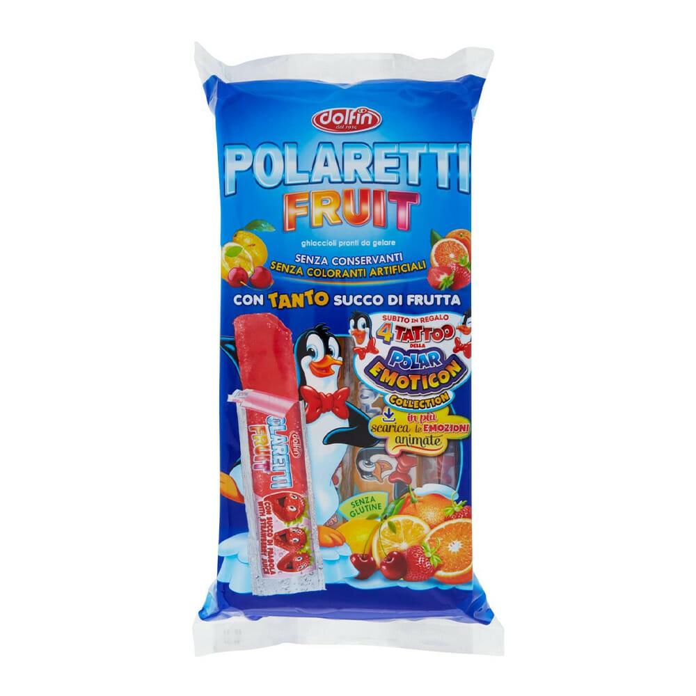 Dolfin Polaretti Fruit Blu 10 pz – 400 ml