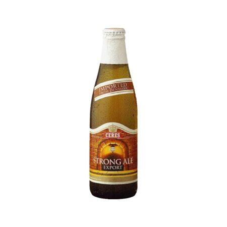 Birra Ceres Strong Ale - 33 cl