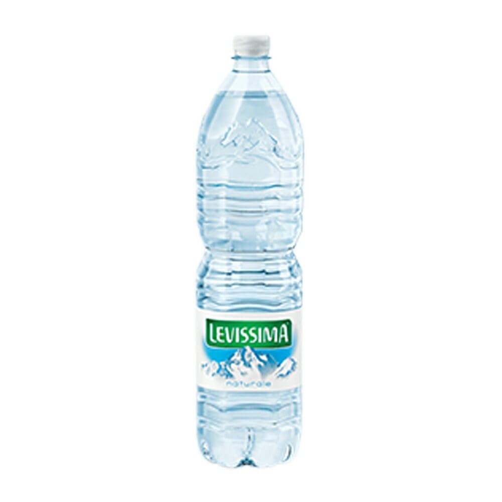 Acqua Levissima Oligominerale Naturale - 2 L
