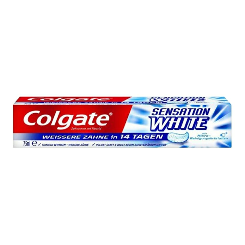 Colgate Dentifricio Deep Clean Whitening - 75 ml