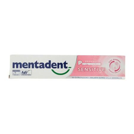 Mentadent Dentifricio Prevenzione Sensitive - 75 ml